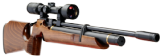 Air Arms S200 Sporter Precharged PCP Air Rifle